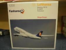Herpa Wings 1:200 Boeing 747-8 Lufthansa Intercontinent Fanhansa 556767
