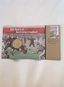 Australia - 2008 - 150 Years of Australian Football PNC/FDC