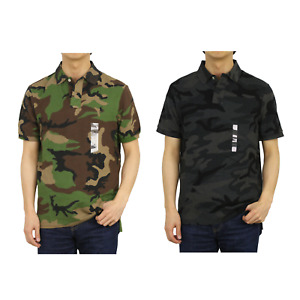Polo Ralph Lauren Classic Fit Short Sleeve Polo Shirt - Camouflage Camo