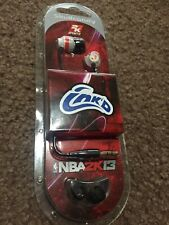 skullcandy headphones Nba 2k13 Limited Edition