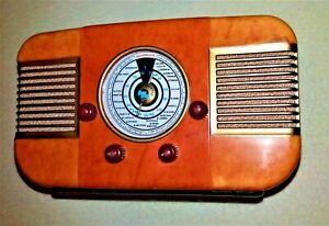 Radio Imca IF 51 Nicoletta  Italia 1951 Miniature Reproduction