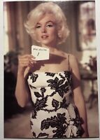 Marilyn Monroe Hairdress 1 Picture C.1997 Postcard P1