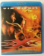 Xxx (Blu-ray Disc, 2006) Vin Diesel