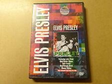 MUSIC DVD / ELVIS PRESLEY: CLASSIC ALBUMS (BLUE SUEDE SHOES, TUTTI FRUTTI)