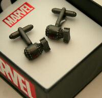 Marvel Comics Deadpool Bomb Metal Cuff Links New NOS Box