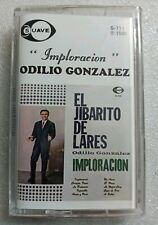 Odilio Gonzalez Imploracion El Jibarito de Lares SUAVE S711 1986 Cassette Sealed