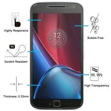 Film Vitre Verre Trempé Protection d'écrans Motorola Moto G4/Plus/G5/G5S/Z PLAY