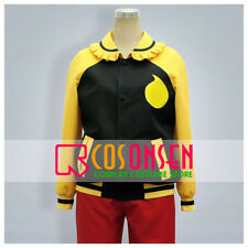 Cosonsen japanese anime soul eater Evans Cosplay Costume all size available