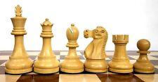 "Juego de piezas de ajedrez-ponderado Sheesham Madera3.8 ""Reykjavik-1972."