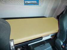 Camion Eco Cuir Lit s'adapte MAN TGX-TGA-Beige camion/Truck accessories