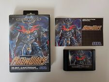 Mazin Wars Video Game for Sega Mega Drive PAL TESTED