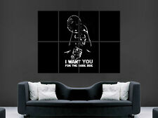 DARTH VADER STAR WARS POSTER MOVIE FILM PRINT ART WALL PICTURE GIANT