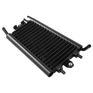Oil Cooler Radiator Fit For Harley Deluxe FLDE Heritage Classic FLHC Low Rider