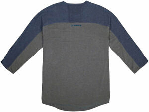 RaceFace Stage 3/4 Sleeve Jersey - Navy, Men's, Large