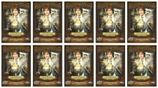 (10) 2009-10 Upper Deck Biography of a Season #BOS3 Alexander Ovechkin Lot