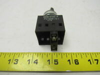Micro Switch PWSBM101 2 position maintained selector switch