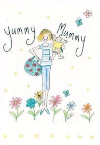 Phoenix Trading - Yummy Mummy - One Brand New Card