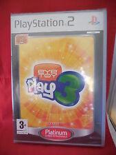 EyeToy:Play 3 para playstation 2