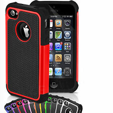 Shock Proof Heavy Duty Armour Builders Workman Case For Apple iPhone 6 5 4, iPod