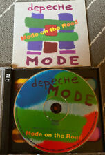 Depeche Mode Double Live CD Mode On The Road Rare Cure Smiths New Wave 80s
