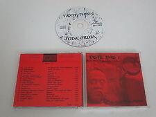 VARIOUS/TASTE THIS 1(DISCORDIA DISC 009) CD ALBUM