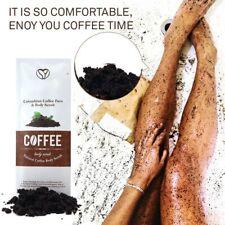 Coffee Scrub Cream Facial body Exfoliating Whitening Moisturizing & anti acne
