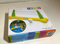"""Intex Inflatable Swimming Pool Volleyball Game, 94"""" X 25"""" X 36"""" ~ NEW & SEALED"""
