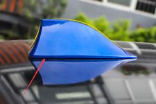 Blue Car Roof Shark Fin Antenna Cover Radio Trim For VW GOLF 6 MK6 2009-2012