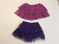 (2) Popatu Toddler Size 18M Skirts in Lavender and Purple Circo and Wonder Kids
