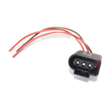3 Pin Pigtail Plug Wiring Connector 1J0 973 723 Fit for VW Audi SKODA
