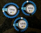 Lokai Bracelet • Blue World Water Day • size Medium • FREE SHIPPING• Authentic