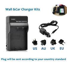 NP45 Battery Charger for Fuji FinePix JZ300 JZ260 JZ250 JZ210 JZ200 JZ110 JZ100