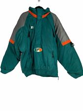 New listing Starter Pro Line Miami Dolphins Jacket mens XL Pullover insulated