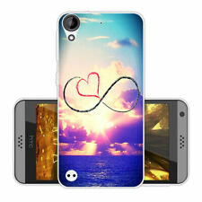 Soft  TPU Case For HTC Desire 530 630 Protective Silicone Back Cover Skins Pets