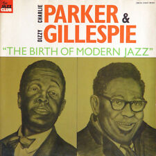 PARKER GILLESPIE The Birth Of Modern Jazz FR Press Jazz Club 2M056-64847 Mono LP
