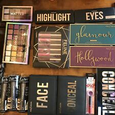 NEW Profusion Eylure++ Cosmetics Eyeshadow Blush Lip Gloss Polish Palette Lot