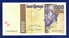 More details for portugal, 1996 1000 escudos banknote, uncirculated (ref. b0941)