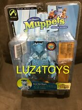 2004 Palisades The Muppets Sam The Eagle Series 8 Action Figure MOC