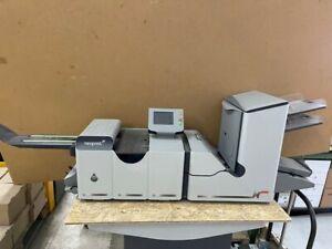 NEOPOST DS 80 Falz- und Kuvertiermaschine mit OMR Lesung