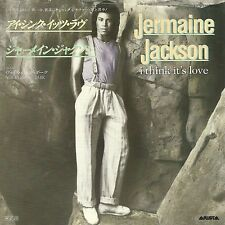 Jermaine Jackson - I think it`s Love (1986) JAPAN 7""
