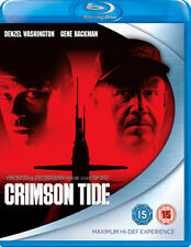 CRIMSON TIDE - BLU-RAY - REGION B UK