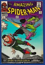 Amazing Spider-Man #39 (1966) Green Goblin --High Grade Collectible Copy