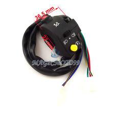 Left ATV Control Switch Assy For 50cc 70cc 90cc 110cc 125cc Kazuma Taotao Sunl