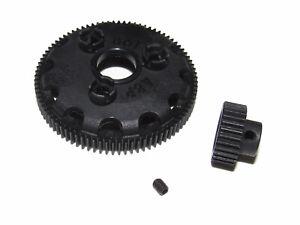Traxxas 37054-1 RUSTLER 2wd XL-5 Optional 28 - 86 High Speed Gearing Set