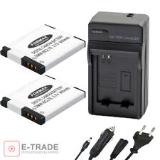 DMW-BCL7 DMW-BCL7E Replacement Battery / CHARGER Power Pack for F5 FH10 FS50 XS1