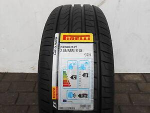 1 Sommerreifen Pirelli Cinturato P7 215/55R16 97H Neu!