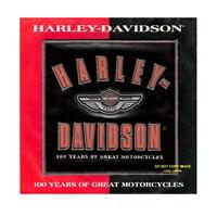 HARLEY DAVIDSON 100TH ANNIVERSARY VARSITY PATCH AUTHENTIC VEST JACKET PATCH