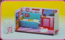 RARE Vintage 1993 Sanrio HELLO KITTY Mamagoto KITCHEN Playset Made in Japan NEW