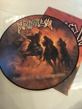 Krisiun Picture Disc Suffocation Deceide Sepultura Cryptopsy Cannibal Corpse...