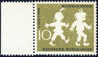 BUND 1958, MiNr. 281 I, tadellos postfrisch, gepr. Schlegel, Mi. 80,-